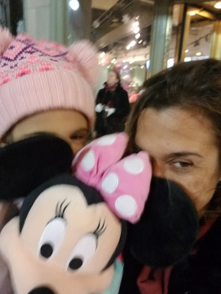 Us and Mickey