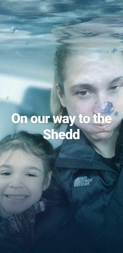 Us at Shedd